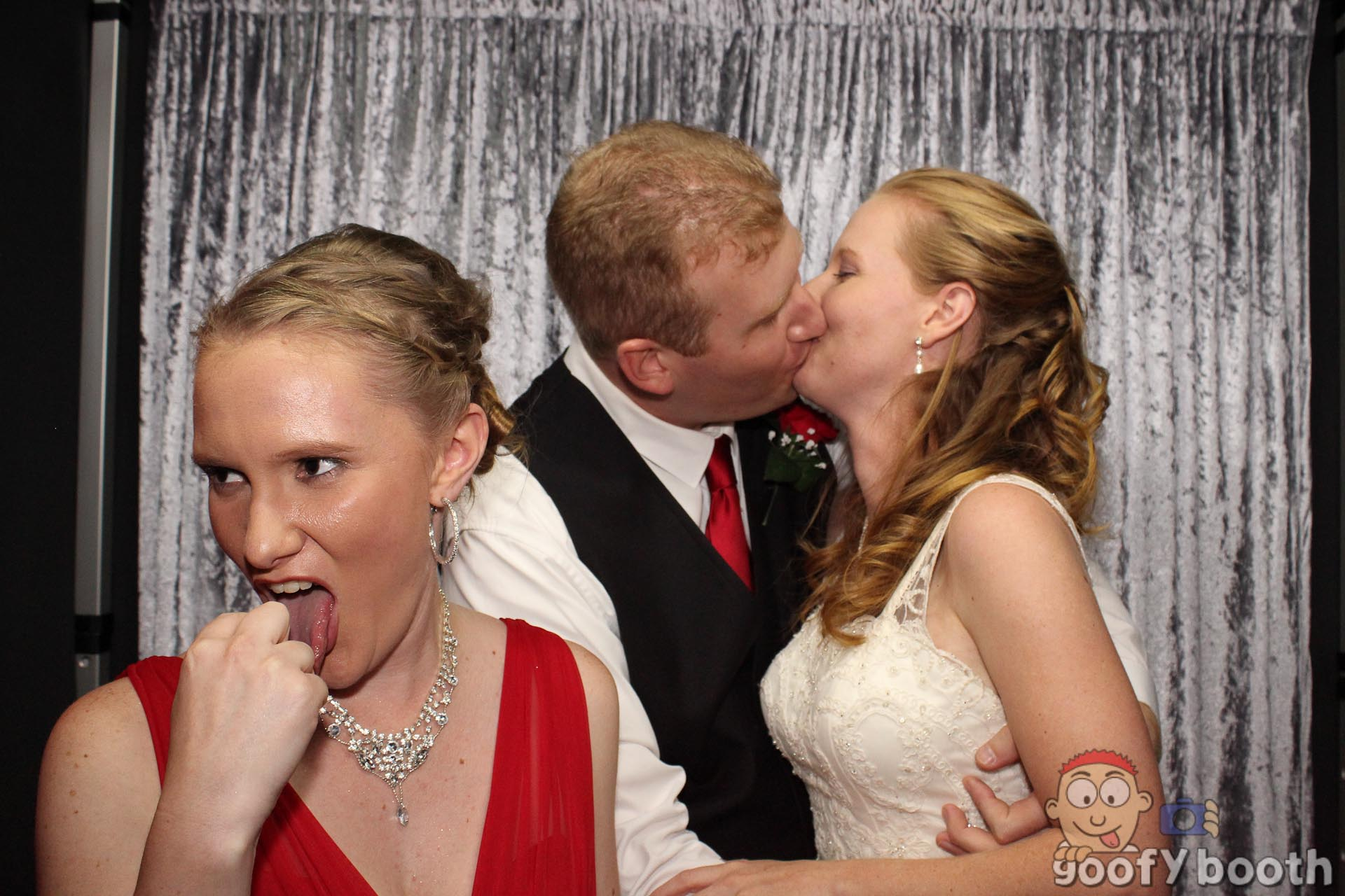 Photo Booth Hire for Wedding Reception - Photobooth