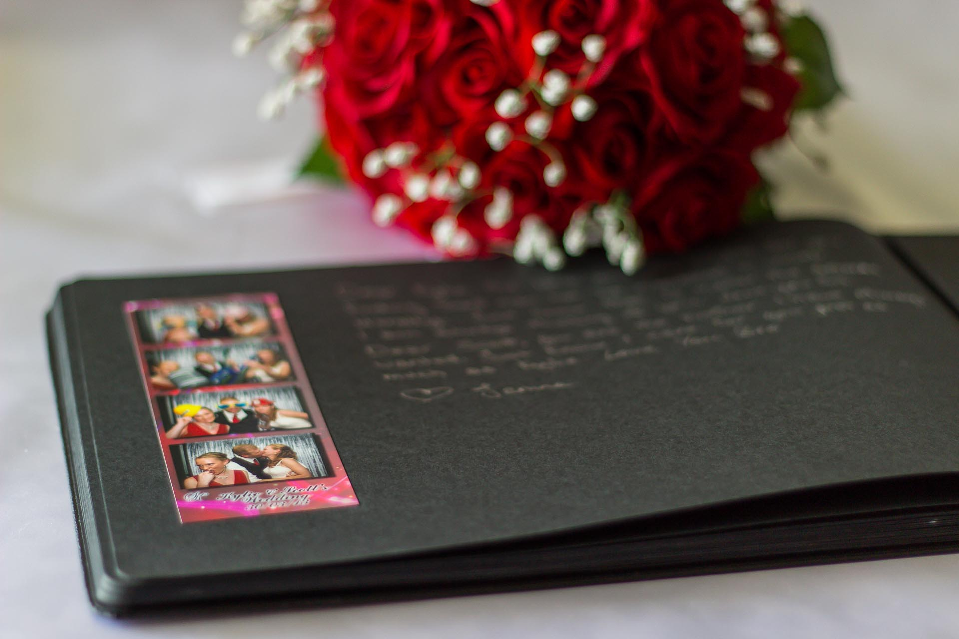 Guest Book - Photo Booth Hire Mackay